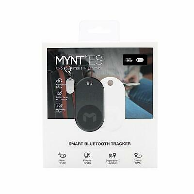 MYNT Bluetooth Schlüssel key finder Sucher GPS Tracker 4-Pack Anti-Lost locator
