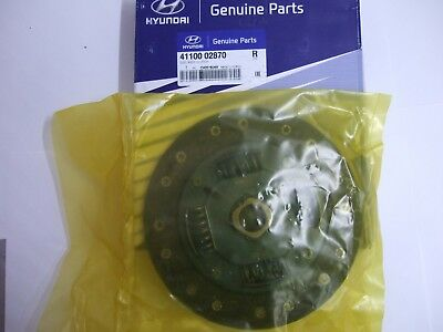 Genuine Hyundai Clutch Plate 41100-02870