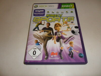 XBox 360  Kinect Sports (Kinect erforderlich)