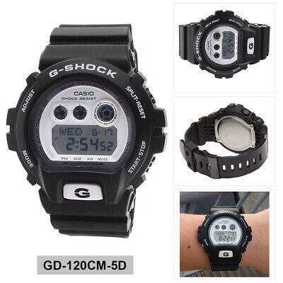 Casio G-SHOCK Mens Digital sport Black Band GD-X6900-7D
