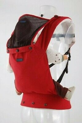 Patapum Toddler Carrier Red Version 3