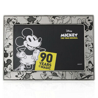 NEW Royal Selangor Mickey Through The Ages Photo Frame
