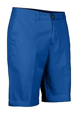 Bermuda Rrd Uomo Chino Short Revo Blu Royal