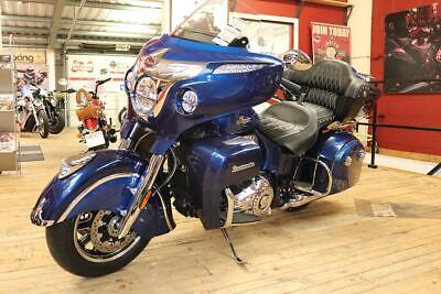 2018 Indian Roadmaster Icon Paint series New unregistered managers special
