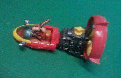 Looney Tunes - Willy il Coyote - vintage toys Wile E. Coyote