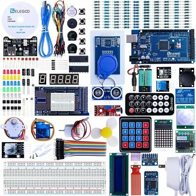 RFID Learning Starter Kit Set fit Arduino UNO R3 Upgraded Version Learning Suite