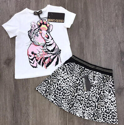 Roberto Cavalli  Girls Outfit BNWT RRP. £181 AGE 3 Yrs ‼️‼️‼️‼️