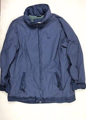 09f3465c7ffc3 VINTAGE 90S NIKE ACG Mens Large Color Block Spell Out Jacket Pastel ...
