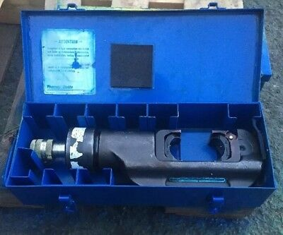 Thomas & Betts TBM15 Hydraulic Crimper Head T&B #2