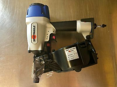 """Spotnails UCNM65 15 Degree Coil Nailer for 1-1/4"""" to 2-1/2"""" Wire Collated Nails"""