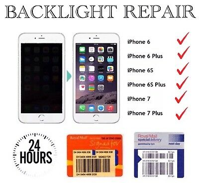 iPhone 6 iPhone 6 Plus Plus Backlight IC Coil Filter Logic Board Repair Service