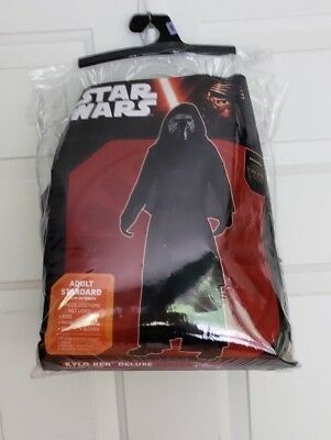 Adult Kylo Ren Costume Deluxe - Star Wars 7 The Force Awakens