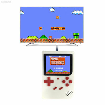 "2.8"" Mini Retro TV Video Handheld Game Console Built-in 500 Classic Game Kid Toy"