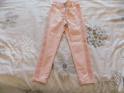 Next Girls Pink Trousers - 5 Years