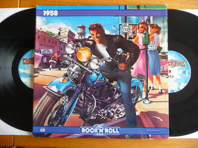 Various - The Rock & Roll Era 1958 Germany 1989 (2 LP )