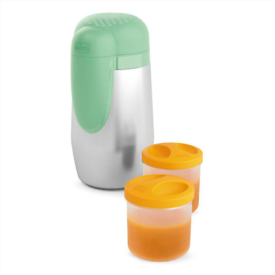 Chicco Thermos Food and Feeding Bottle 5ore | Steel for Milk Baby