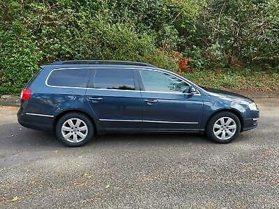 2007 Volkswagen Passat 2.0Tdi 140 Bhp Se Estate Manual...mot January 2020