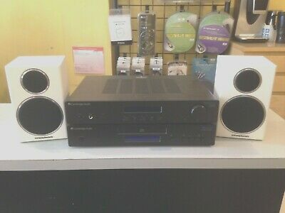 Cambridge Audio Topaz CD10 - AM10 Refurbished and Wharfedale 210 COMBO 120V ONLY