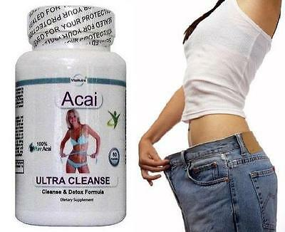 Colon Flush Cleanser Pills IBS Bowel Cleanse Digestive System Detox Bloating #1