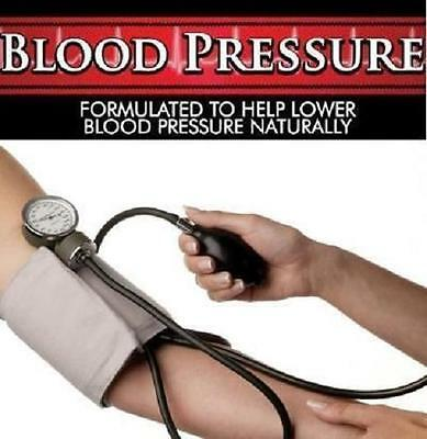 Blood Pressure Pills High Hypertension Monitor Heart Health Stress Tablets