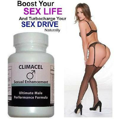 Penis Enhancement Enlargement Pills Sex Aid Male Fertility Stronger Erections ED