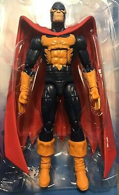 "2019 Marvel Legends 6"" Avengers Endgame NIGHTHAWK *NO* Thanos BAF Loose IN STOCK"