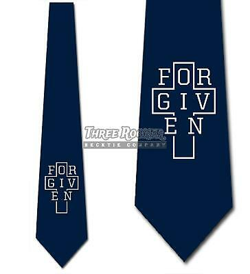 NEW 3 Three Crosses on a Hill EASTER Religious Church Novelty Necktie  530