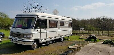 ** NOW SOLD ** 1992 Mercedes Hymer S700 Auto - Low Mileage in great cond.