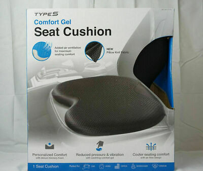 Sojoy 3 In 1 Foldable Gel Seat Cushion Cooling Seat Pad With Memory