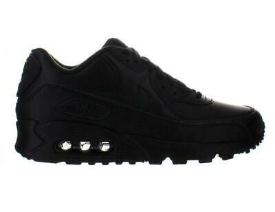 9aa47b3357bc MENS NIKE AIR Max 90 Leather Black 302519-001 -  114.99