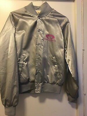 Cineplex Odeon logo jacket.  Movie Theater Chain Memorabilia.  VIP, Staff Only.