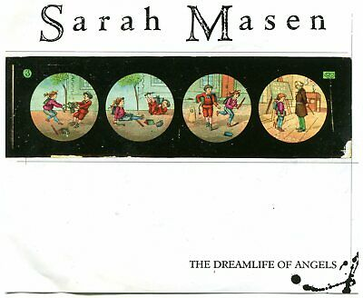 Sarah Masen The Dream Life Of Angels 10 Song  Promo  Cd