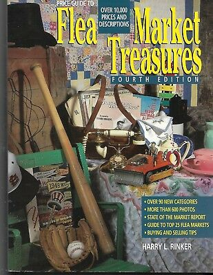 Flea Market Treasures, 4Th Edition, F+ Condition