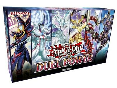 Yu-Gi-Oh! trading card game (1st / English) DUEL POWER = DUPO yugioh tcg cards