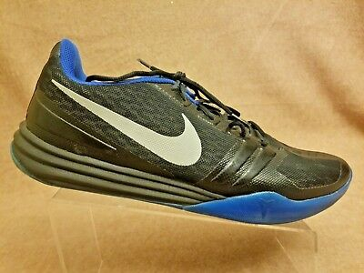 best sneakers 63749 9ed48 Nike KB Mentality Kobe Bryant 704942-005 Men Basketball Blue Black Sneakers  15
