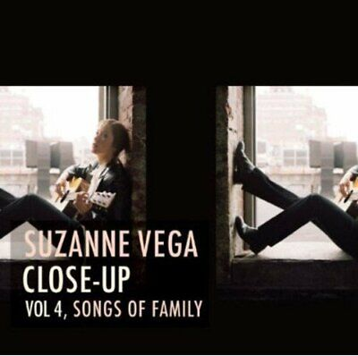 Suzanne Vega - Vol. 4 Songs of Family - CD - New