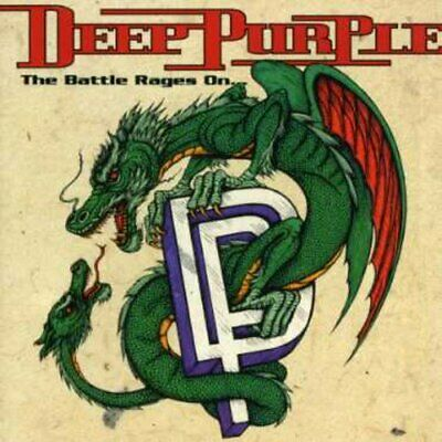 Deep Purple - Battle Rages On - CD - New
