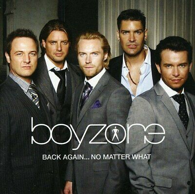 Boyzone - Back Again... No Matter What - the Greatest Hits - CD - New