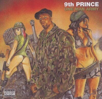 9th Prince - One Man Army - CD - New