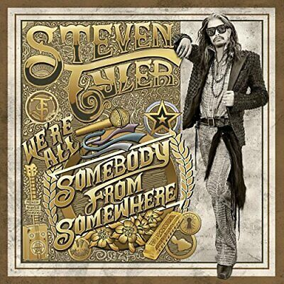 Steven Tyler - We're All Somebody From Somewhere - Double LP Vinyl - New