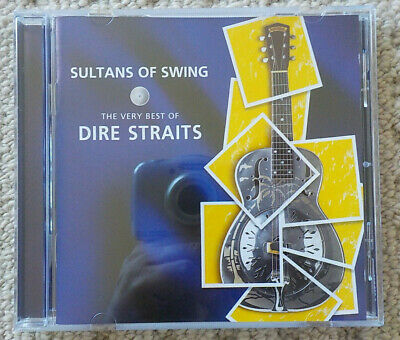 Dire Straits - Sultans Of Swing (The Very Best Of) - CD ALBUM [USED - VGC]