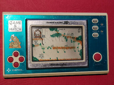 JEU NINTENDO GAME & Watch Donkey Kong JR