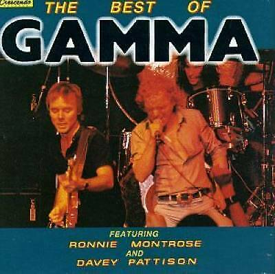 The Best of Gamma by Ronnie Montrose, Gamma