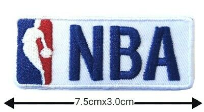 Basketball Sport NBA Embroidered Logo Patch  iron and sewing on Clothes