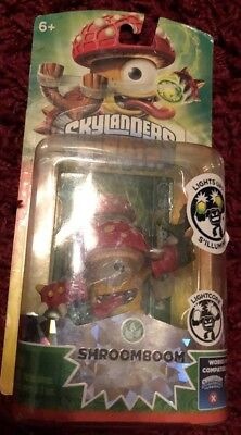 Shroomboom Lightcore Light Core NIB Skylanders Giants