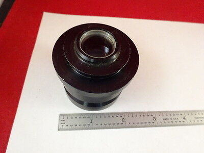 Microscope Part Camera Adapter Optics As Is #Am-26