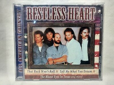 Restless Heart All American Country 2003 BMG Special Products             cd6503