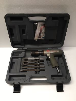 Ingersoll Rand 122MAX Air Hammer With Accessories -Free Shipping-
