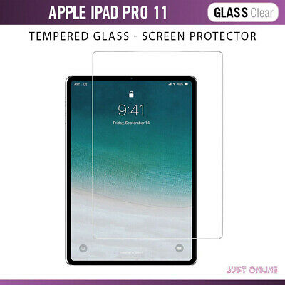 9H Tempered Glass Screen Protector tempered glass Film for Apple ipad pro 11inch