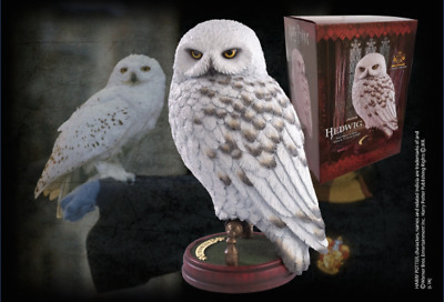 Harry Potter : HEDWIG MAGICAL CREATURES Large Statue from The Noble Collection N